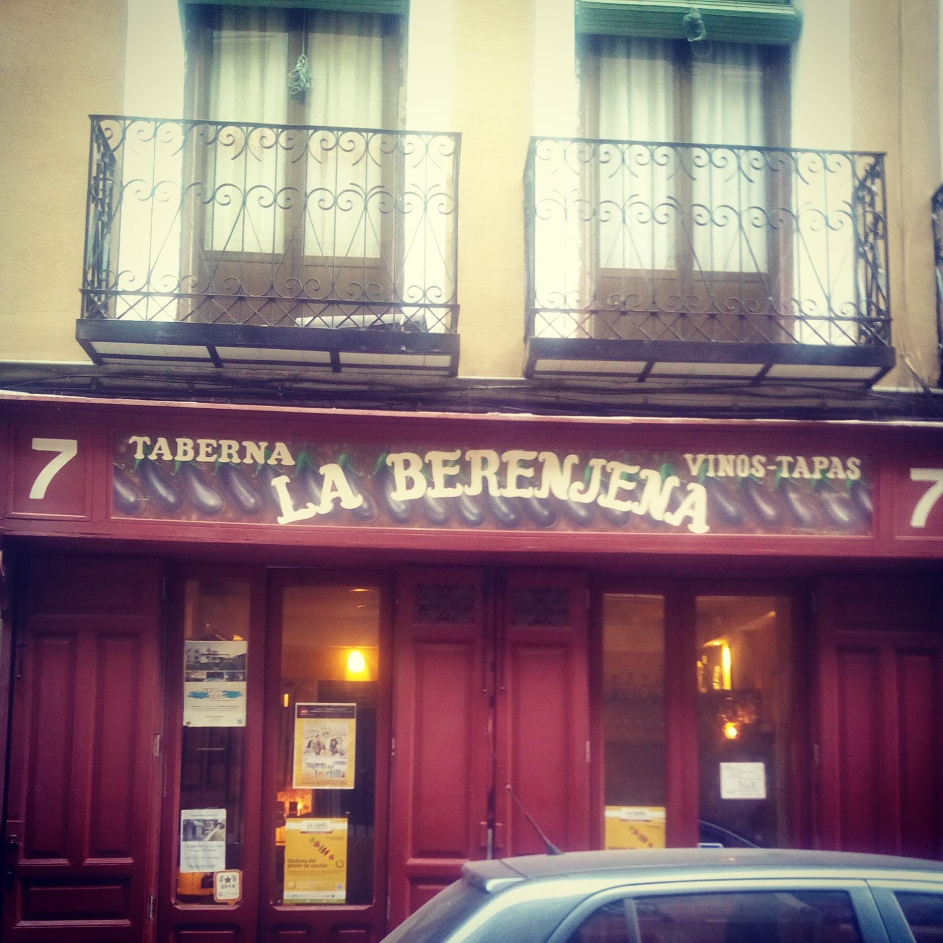 Taberna La Berenjena