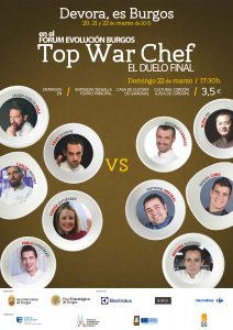 Top Chef War