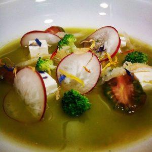 Soup Salad (Huerta)