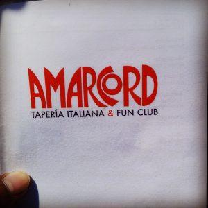 Amarcord La Manga - eldisparatedejavi