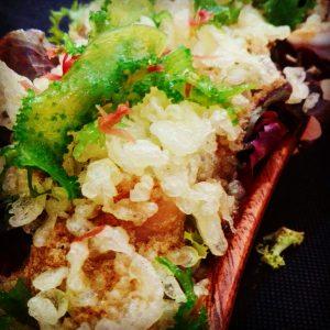 Ensalada Okina - eldisparatedeJavi