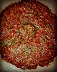 Steak Tartar Sacha - eldisparatedeJavi