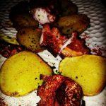 Pulpo frito Camarote Martinique - eldisparatedeJavi