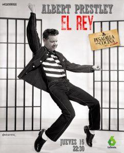 Alberto Elvis Chicote - eldisparatedejavi