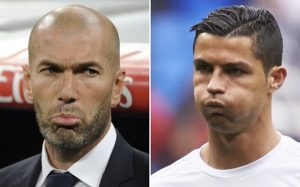 Zidane Cristiano Ronaldo - eldisparatedeJavi