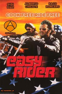 Easy Rider Top Chef - eldisparatedejavi