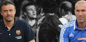 Zidane Luis Enrique - eldisparatedeJavi