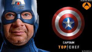 Capitán América - eldisparatedeJavi