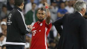 Arturo Vidal Real Madrid Bayer Munich - eldisparatedeJavi