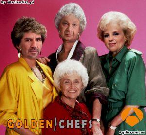 #TopChef8 Golden Chefs - eldisparatedeJavi