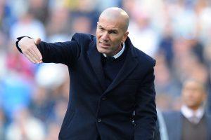 Zidane Real Madrid fichajes - eldisparatedeJavi