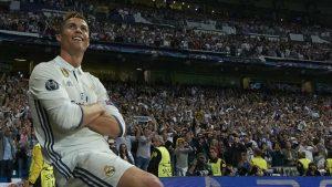 Cristiano Ronaldo - eldisparatedeJavi
