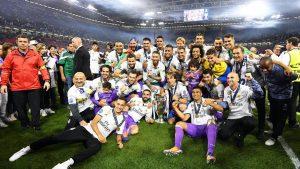 Real Madrid Campeón Champions - eldisparatedeJavi