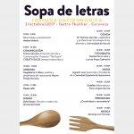 Programa Sopa de Letras - eldisparatedeJavi