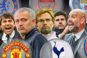 Champions League Premier League - eldisparatedeJavi