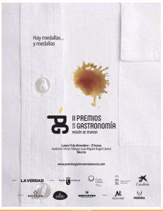 II Premios Gastronomía Murcia La Verdad - eldisparatedeJavi