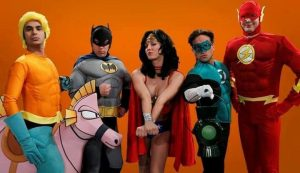 Justice League - eldisparatedeJavi