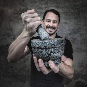 Julio Velandrino - eldisparatedeJavi