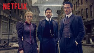 The Alienist Netflix - eldisparatedeJavi