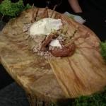 Helado de pino Restaurante Frases - eldisparatedeJavi